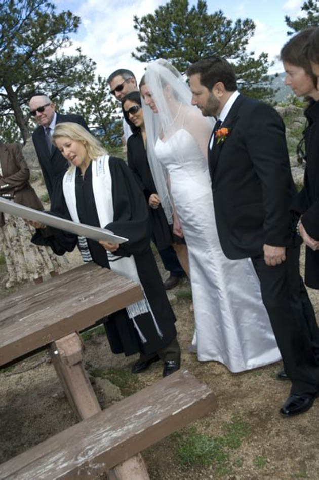 Weddings - Adventure Rabbi